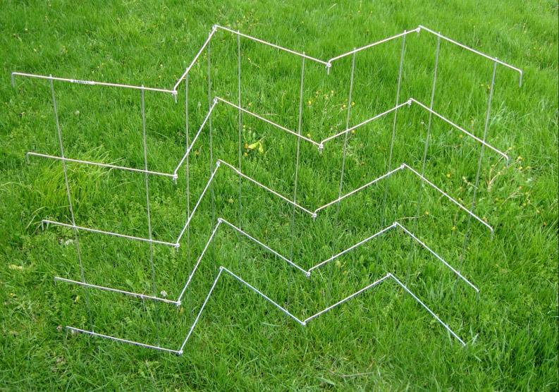 Hoss Pea Fence
