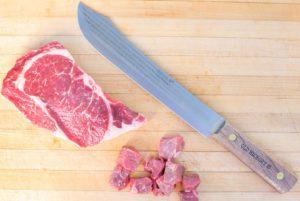 "10"" Old Hickory Butcher Knife"