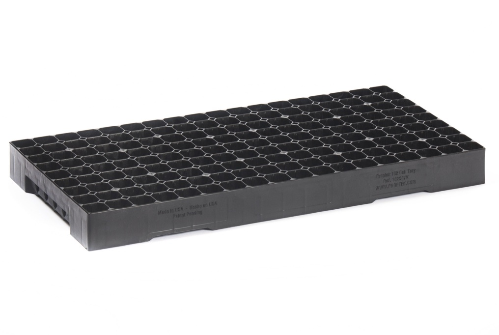 162 Cell Seed Starting Trays Ultra Durable Seedling Tray Usa Made