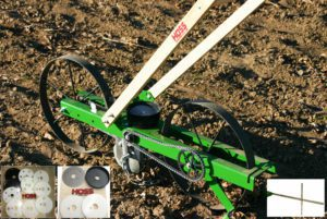 Garden Seeder Combo