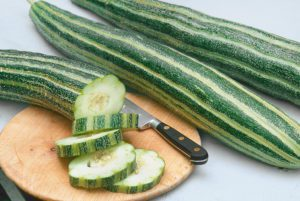 Armenian Striped Cucumber