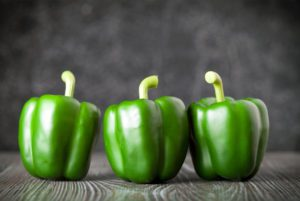 Bayonet Bell Pepper