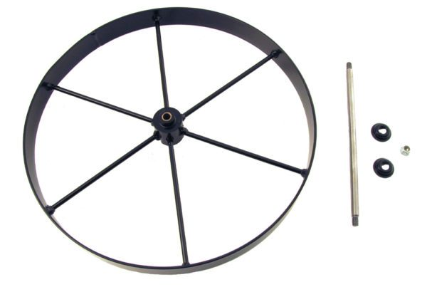 Double Wheel Hoe Conversion Kit