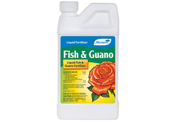 Fish and Guano Fertilizer