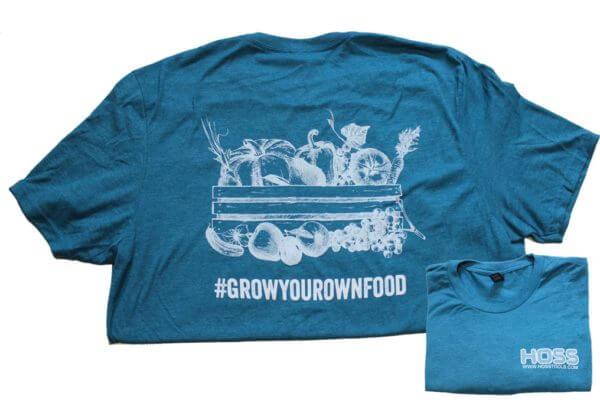 #GROWYOUROWNFOOD Shirt