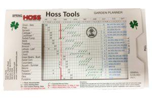 Hoss Garden Planner