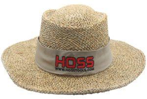 Hoss Straw Hat