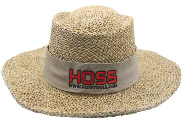 Hoss Straw Hat