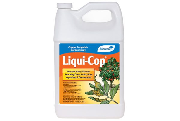 Liquid Copper Fungicide
