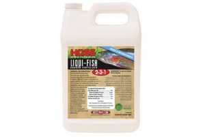 Liqui-Fish Garden Fertilizer