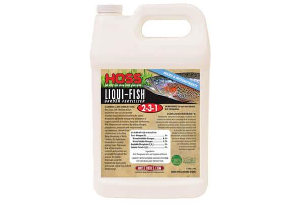 Liqui-Fish Garden Fertilizer