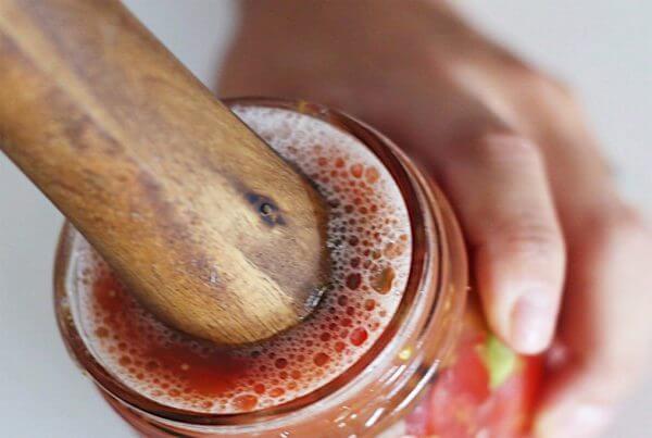 Pickle Packer Jar Tamper