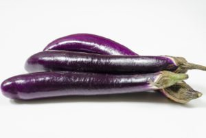 Purple Shine Eggplant