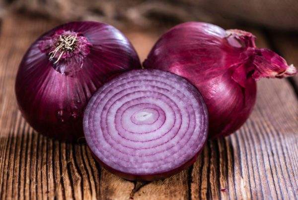 Red Creole Onion