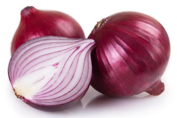 Red Maiden Onion