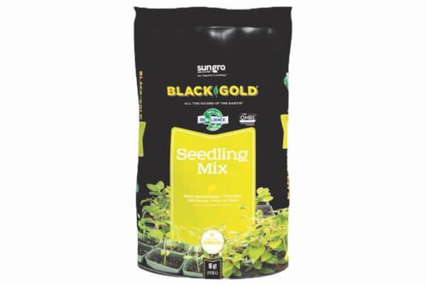 Black Gold Seed Starting Mix