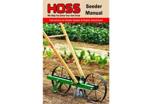 Seeder Manual