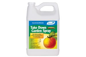 Take Down Garden Spray