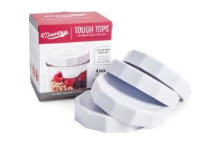 Tough Top Jar Lids