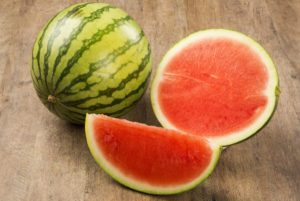 Triple Play Seedless Watermelon