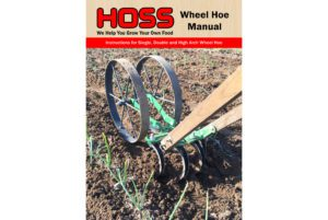 Wheel Hoe Manual