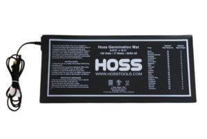 Hoss Germination Mat 17 Watt