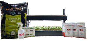 Microgreen Indoor Starter Kit