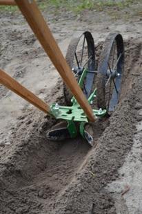Digging a Furrow