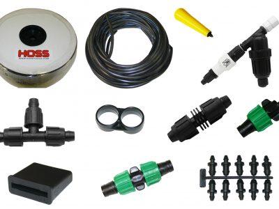 8 mil Drip Tape Irrigation Kit