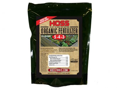 Complete Organic Fertilizer