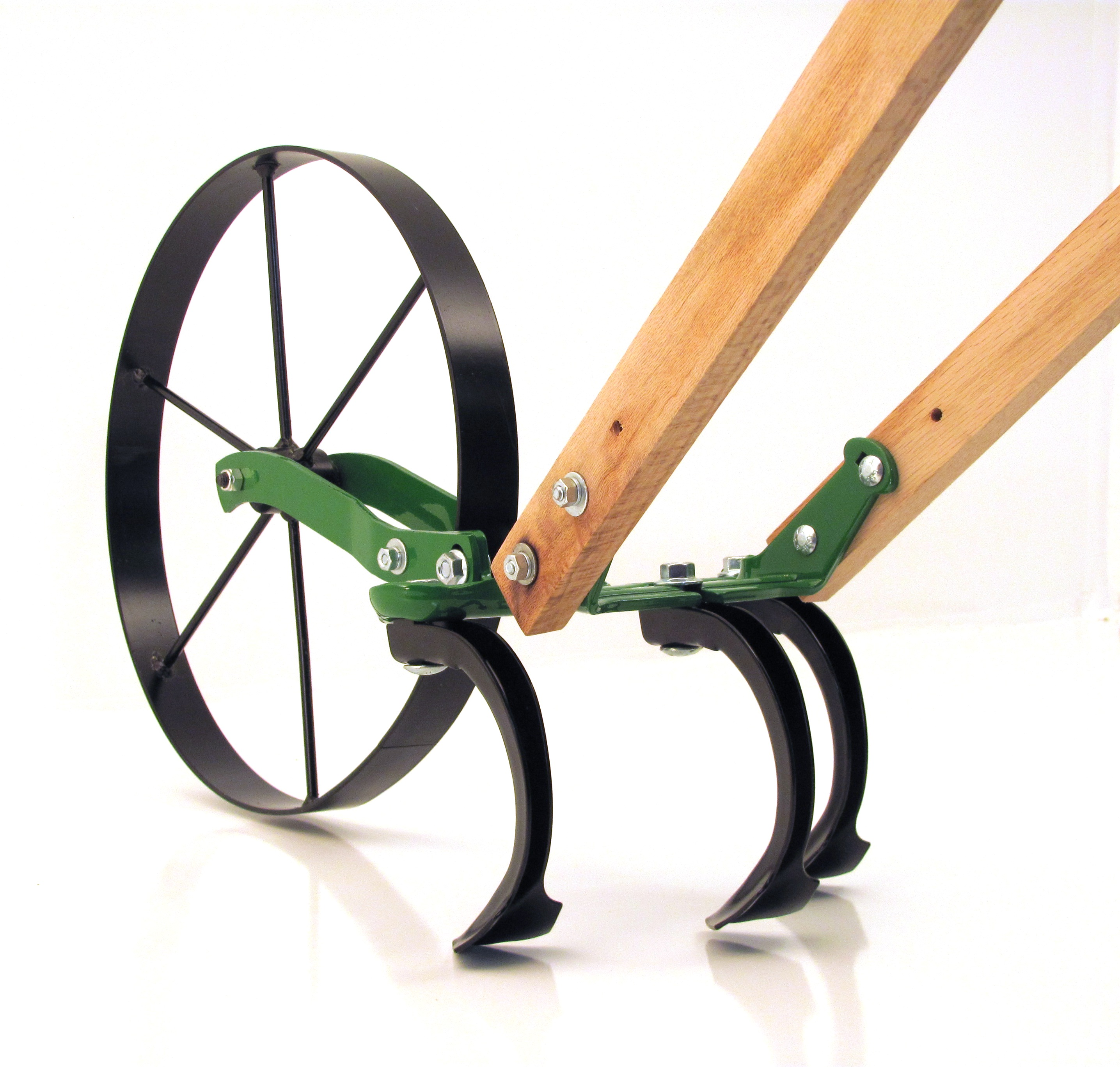 Push Cultivator The Most Versatile Wheel Hoe